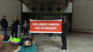 Rally to Free Lorenzo Johnson