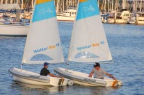 Walker Bay race
