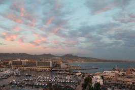 Dusk over Cabo