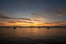 Last sunrise over La Cruz for a while