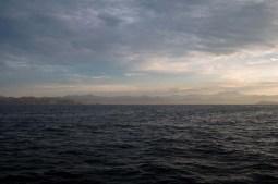 Sunrise over Chamela