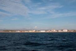 The Barra coast