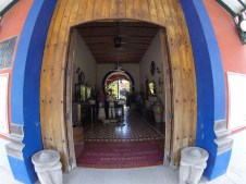 A gorgeous hotel in San Blas