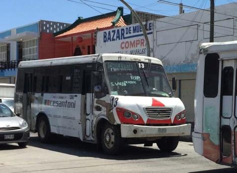 Mazatlán bus to my home town - Chula Vista!