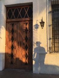 Gorgeous doors in La Paz