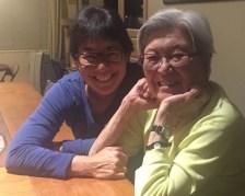 Auntie Nech - Mama's eldest sib
