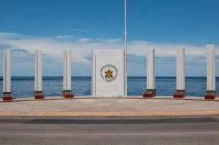 Memorial for military vets