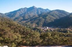 Beautiful inland enclave of San Sebastian