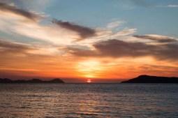 Sunrise from Cabeza de Mechudo
