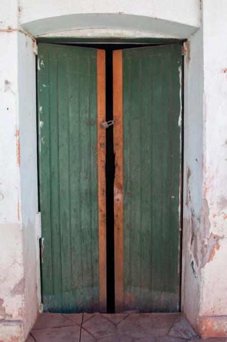 A Mulegé entry way