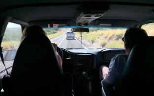 Road trip to Mulegé from Santa Rosalia