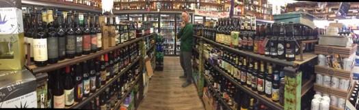 Holy bottle-shop! South Bay Liquor's got it goin' on!