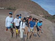 Hiking crew