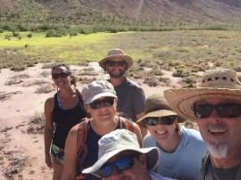 The hiking crew