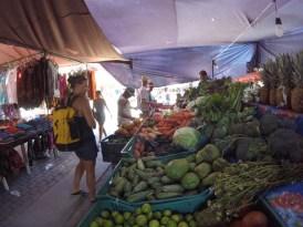 Buying some produce