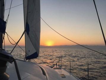 Sunrise over Bahía Banderas