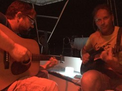 Jam sesh on FL with Jeff and Brian