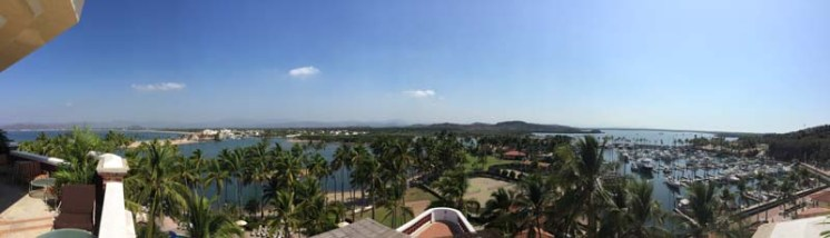 Barra from the Grand Resort