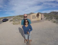 My happy place - the Mojave Desert