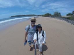 Chacala beach walk