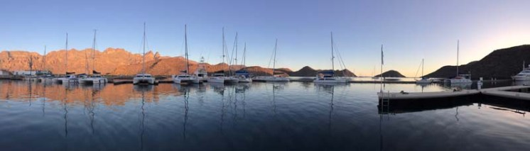 Let the 10th Annual West Coast Multihulls Baja Rally begin!