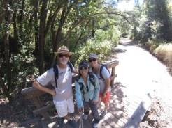 Warm hike in Los Altos