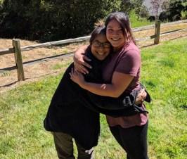 Sammie visits Mill Valley
