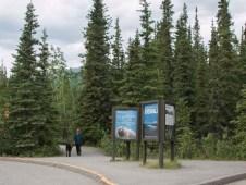 Entrance to Denali National Park