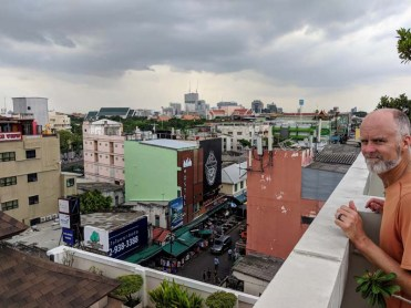 A view of Khaosan