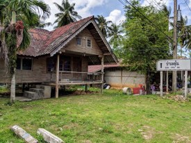 Homes on Koh Yao Yai