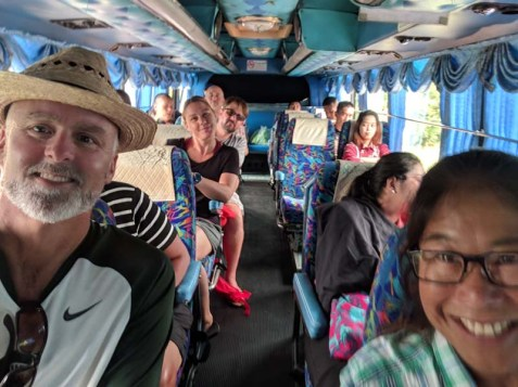 Another bling bus to Surat Thani