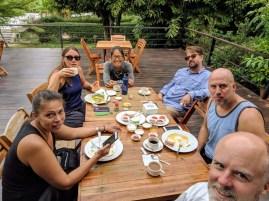 Breakfast at Ma Villa
