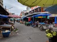Walkabout in Pak Chong - markets