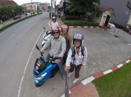Chiang Mai biker gang