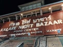 Night market fun