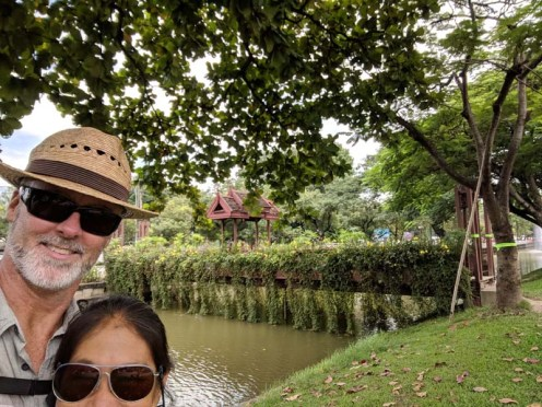Last walkabout for us in Chiang Mai