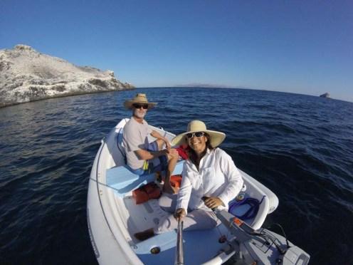 Fishing excursion at Partida