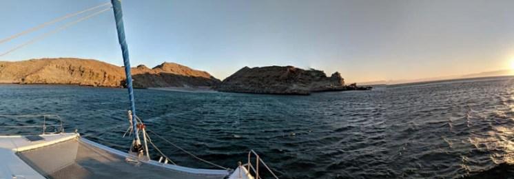 Beautiful Isla Las Animas