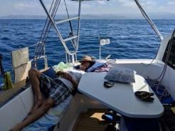More suffering en route to Punta de Mita