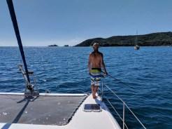 Capt. Fishguts on the prowl