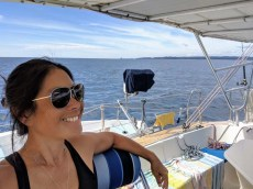 Smiley first mate