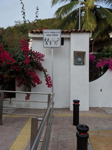 This town prides itself on being accessible