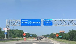 Made it to Michigan!!