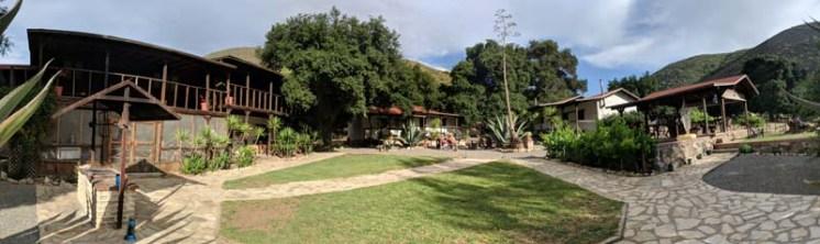 The beautiful Rancho La Bellota