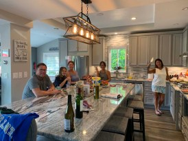 Killer kitchen for big family and big meals