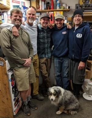 The Village Ski Loft crew