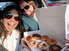 ...with Krispy Kreme!
