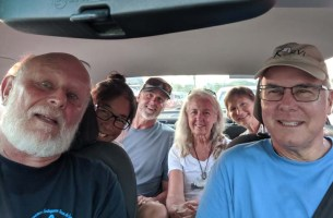 Road trip to Bucerías with Honu and Karvi