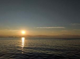 Another La Cruz sunrise