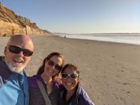 Beach day with Tannika